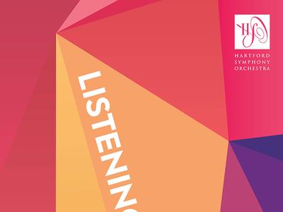 HSO Gala Panel Design event design colors nonprofit