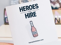 Heroes for Hire - Rosé