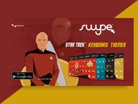 Star Trek - Captain Picard Banner