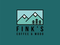 Fink's Coffee and Wood Concept 3