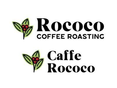 Rococo Coffee Rebrand