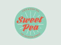 Sweet Pea Branding