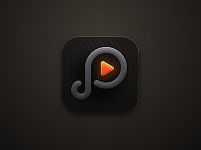 WavePlayer iOS App player record appicon