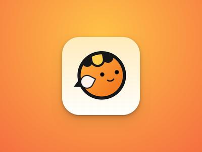 BeeBusy App Icon bee logo design icon ios