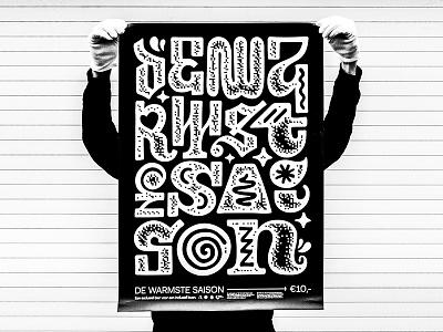 De Warmste Saison — Poster