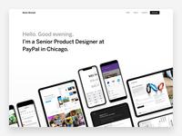 2020 Website Update gatsby react websites