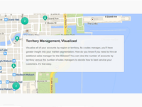Feature Page: Maps for Base CRM