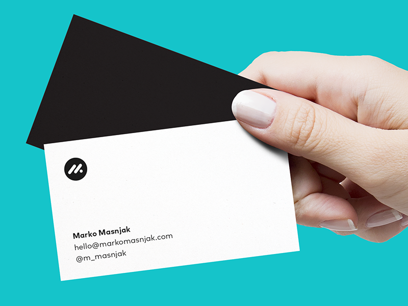 Business Card Update