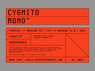Cygnito Mono™