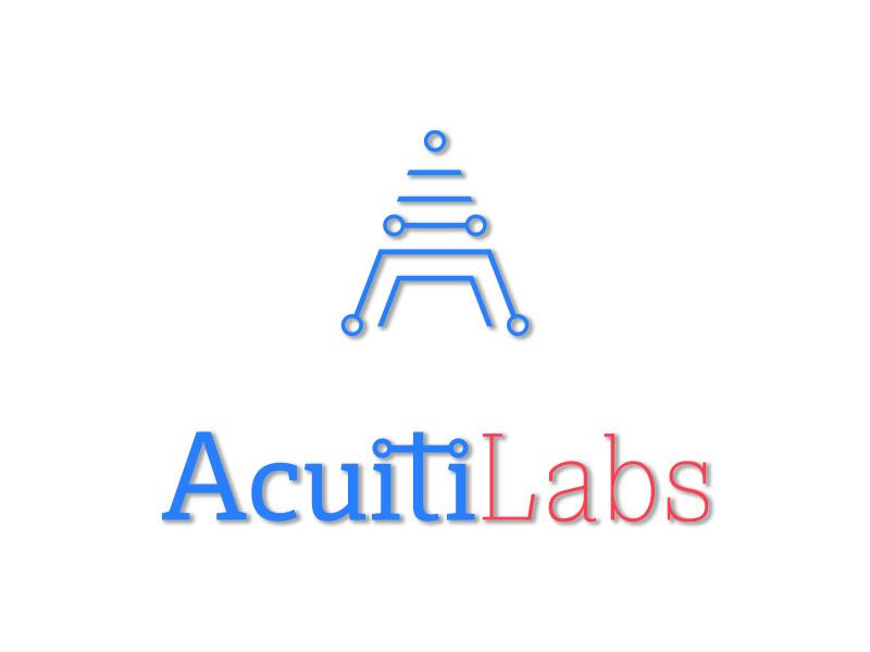 Acuiti Labs - Logo typography branding design vector logo
