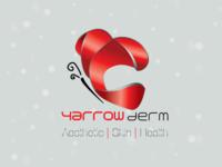 Yarrowderm DERMA branding