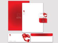 Yarrowderm Stationery-Design