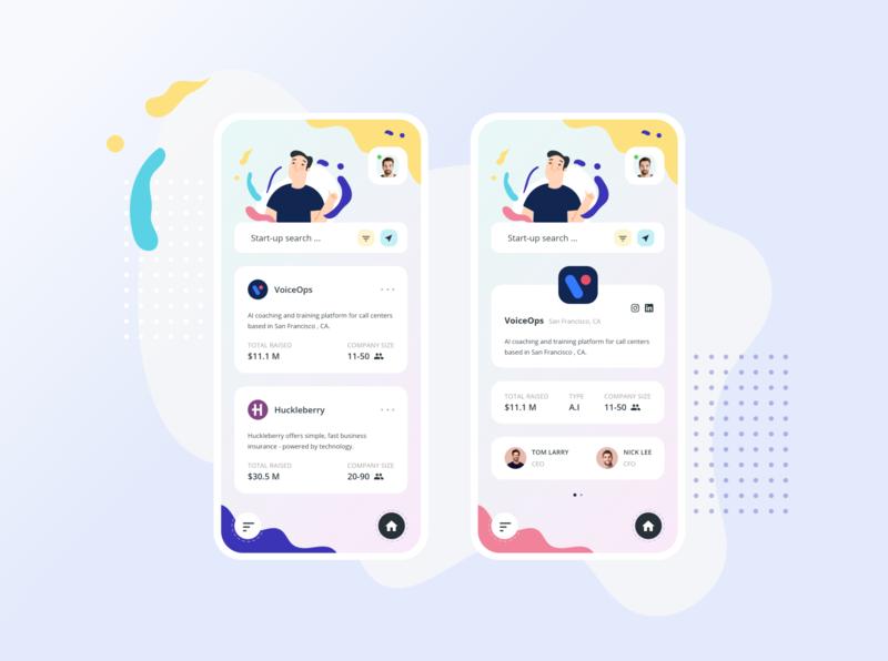Start-up Directory - App