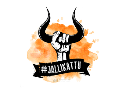 Jallikattu Protest By Aditya Dhotre On Dribbble Are you searching for jallikattu png images or vector? jallikattu protest by aditya dhotre on