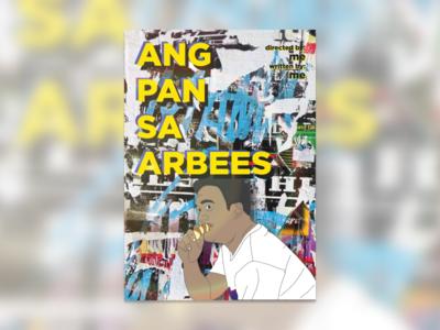 Ang Pan Sa Arbees illustration concept color design
