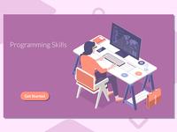Programming and coding skills