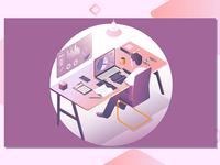 Workspace concept
