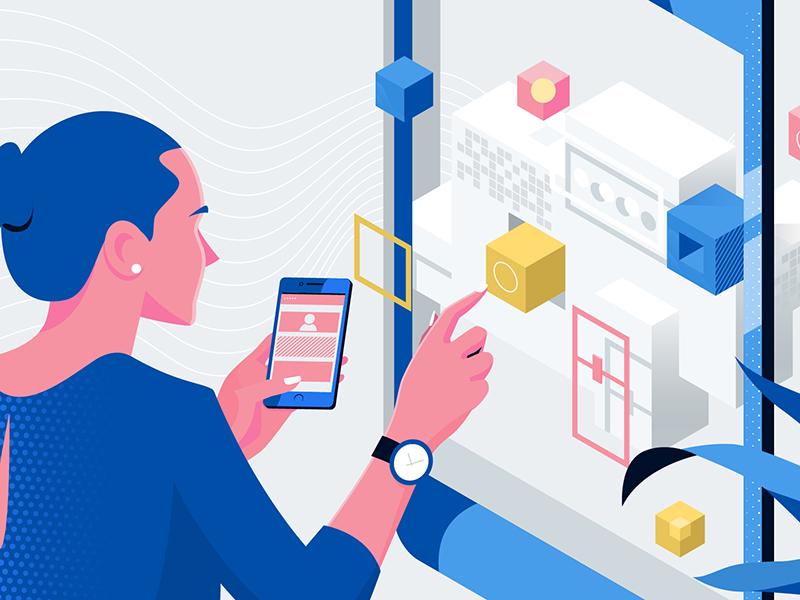 Usability interface job developer business creative wireframe ux usability project layout designer smartphone website mobile application app