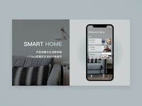smart home(iOS app design)01
