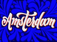 Amsterdam Lettering