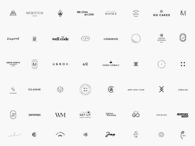 2018 Logo Roundup