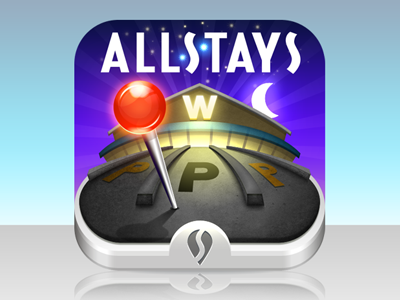 Allstays - Wallmart Overnight Parking wallmart overnight parking locator map pin night moon iphone icon location allstays