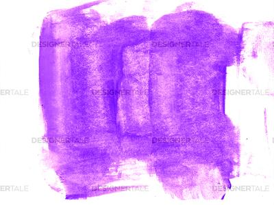 Dark Purple Water Color Splash Free Background Vector