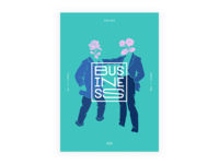 Day 44 - Just business