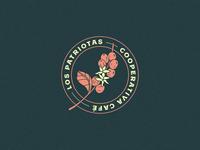 Los Patriotas / Logo ☕️