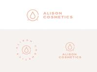 Alison Cosmetic / Logo Challenge
