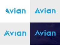 Avian Airline Logo Concept