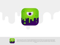 Angry Monster App Icon