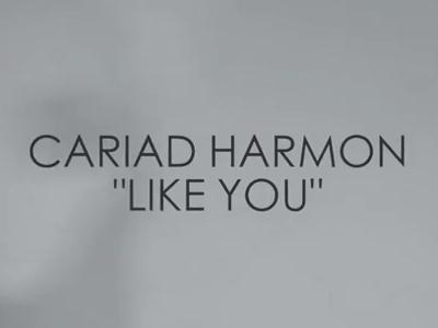 Cariad Harmon Music Video
