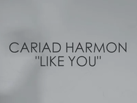 Cariad Harmon Music Video