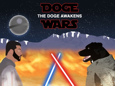 "Doge Wars ""The Doge Awakens"""
