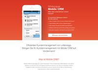 CRM Info Landing v2