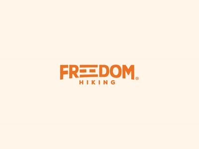 Freedom Hiking Logo