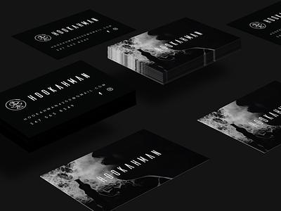 Hookahman cards lineart hookah cards