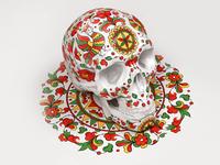 North-Dvina skull