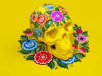 Gorodets skull