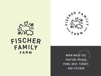 Fischer Family Farm - Round 1 Logo