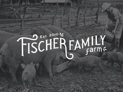 Fischer Family Farm - Alternate Logo