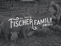 Fischer Family Farm - Alternate Logo