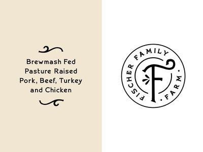 Fischer Family Farm Badge