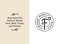 Fischer Family Farm Badge