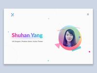 Portfolio Homepage Redesign