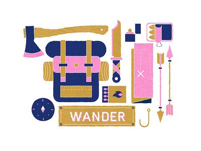 Wander Pattern