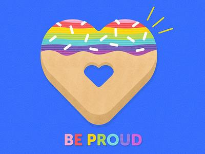 Proud Donut