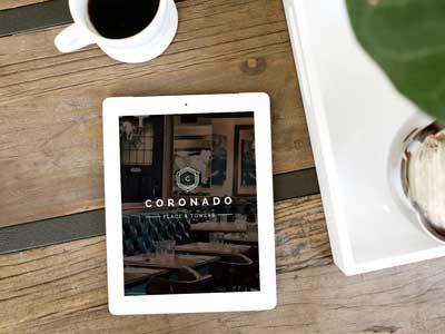Coronado Logo logo