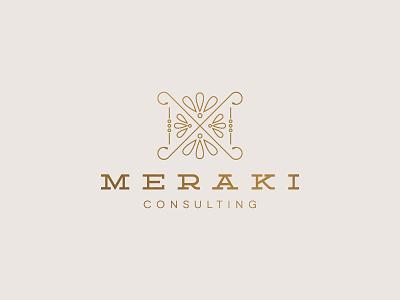 Meraki Consulting Logo logo